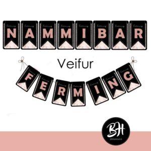 Veifur_ferming